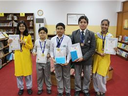 International KANGAROO LINGUISTIC CONTEST – High Achievers